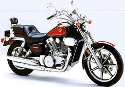 Kawasaki VN 1500 A – VULCAN